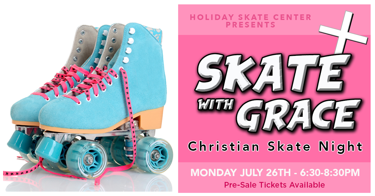 Skate With Grace